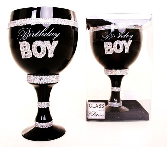 BIRTHDAY BOY PIMP CUP