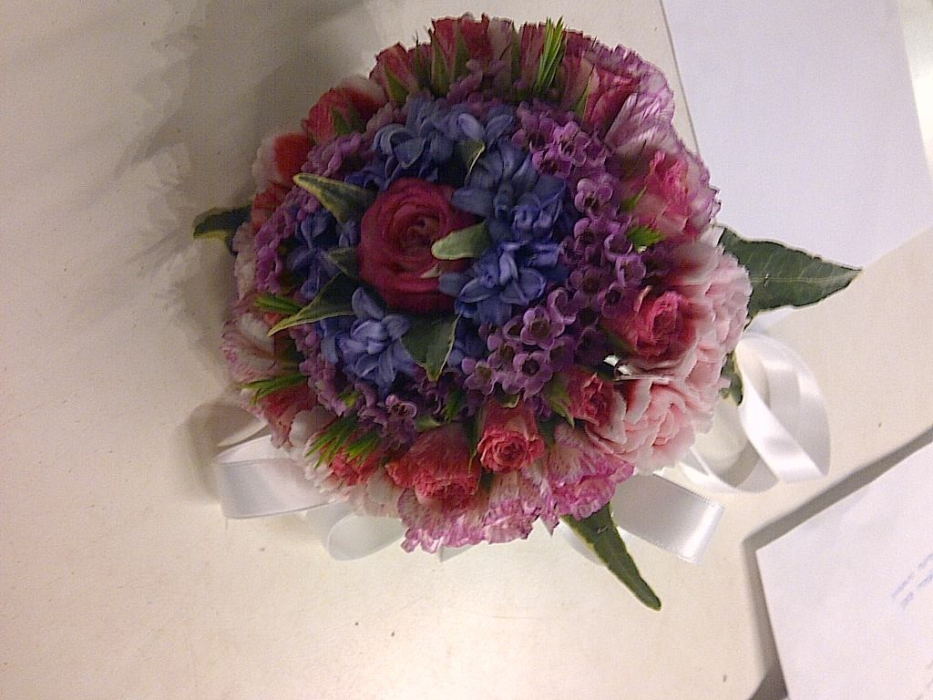 Victorian Posy Bouquet
