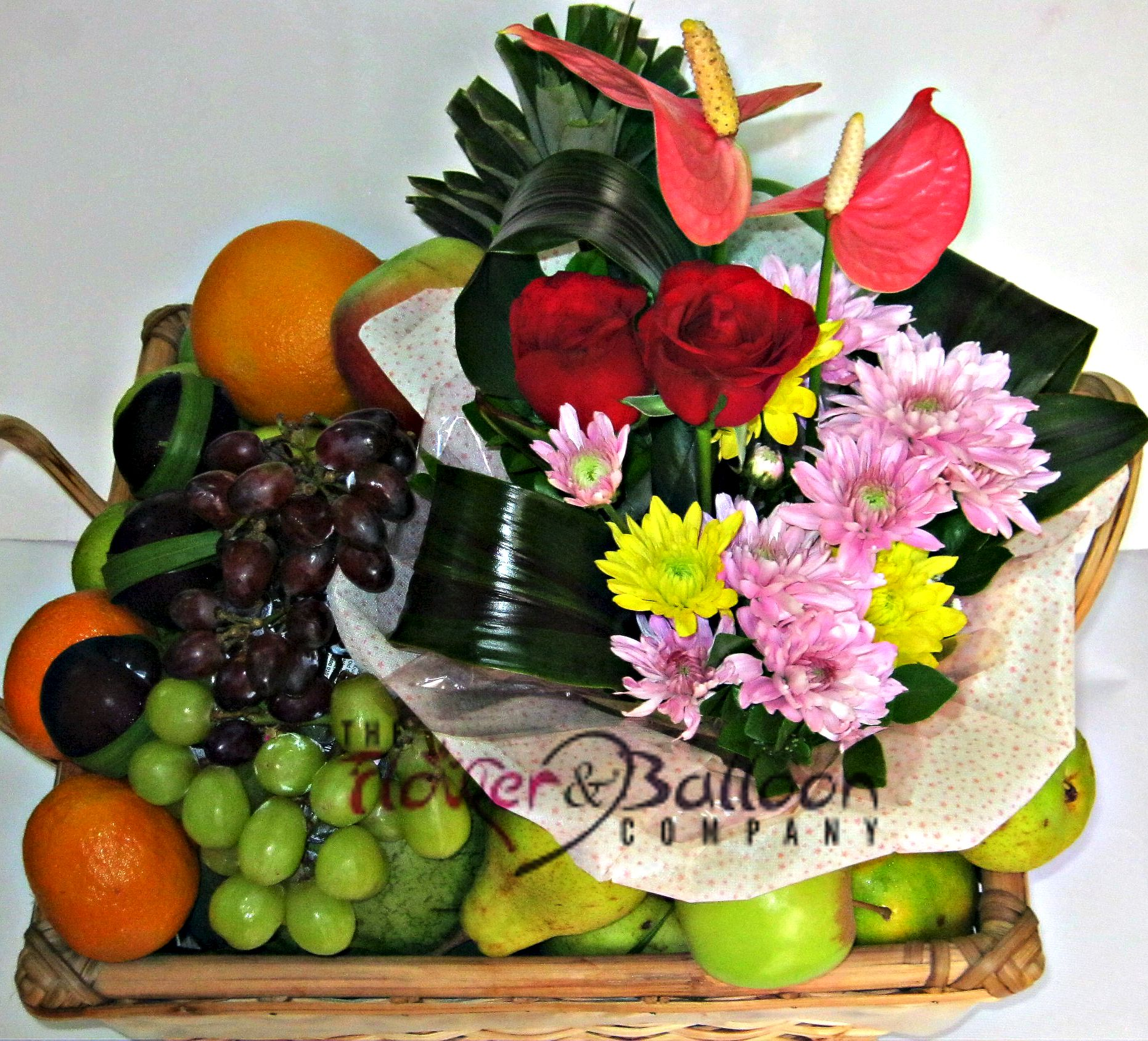 Blog archive fruit Floral arrangements with fruit