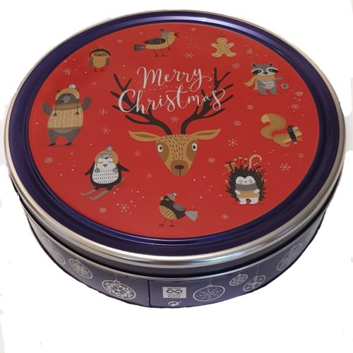 Christmas Gift Biscuit
