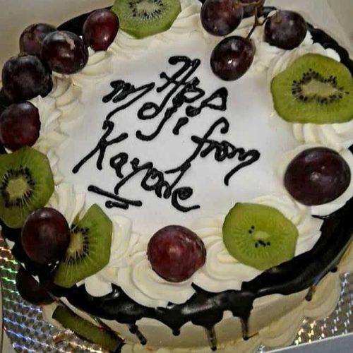 Red Velvet Cake Gift- 1kg
